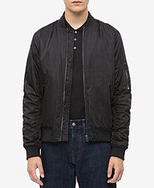 Calvin Klein Jeans Men's Specialty Bomber Jacket