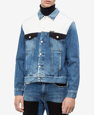 Calvin Klein Jeans Men's Modern Classic Trucker Jacket