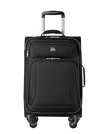 "Epic 20"" Expandable Carry-On Spinner Suitcase"