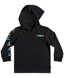 Quiksilver Little Boys Graphic Hooded Cotton T-Shirt