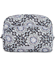 Vera Bradley Iconic Small Cosmetics Case