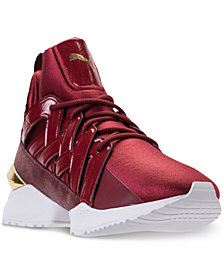 Puma Women's Muse Echo Casual Sneakers from Finish Line
