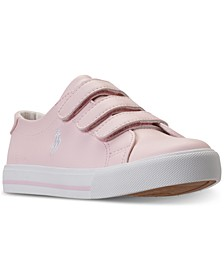 Little Girls' Slater EZ Casual Sneakers from Finish Line