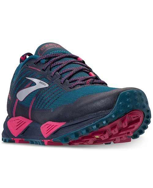 6c9196ec2c8 ... Brooks Women s Cascadia 13 Trail Running Sneakers from Finish ...