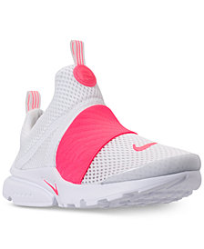 Nike Girls' Presto Extreme SE Running Sneakers from Finish Line