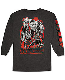 Marvel Big Boys Avengers Graphic T-Shirt