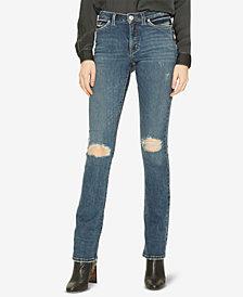 Silver Jeans Co. Bleecker Skinny Bootcut Jeans