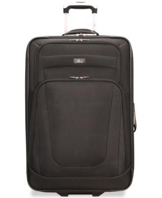 "Epic 25"" Two-Wheel Upright Suitcase"