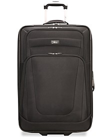 "Epic 25"" Two-Wheel Upright Suitcase"