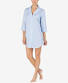 Lauren Ralph Lauren Printed Sleepshirt