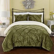 Chic Home Josepha 7 Piece Queen Bed In a Bag Comforter Set