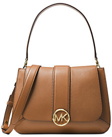 MICHAEL Michael Kors Lillie Top-Handle Flap Satchel