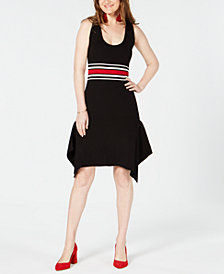 I.N.C. Sleeveless Sweater Dress, Created for Macy's