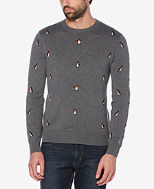 Original Penguin Men's Penguin Sweater
