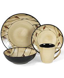 Pfaltzgraff Briar 16-Pc. Dinnerware Set