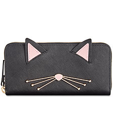 kate spade new york Cat's Meow Cat Lindsey Wallet