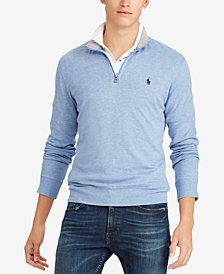 Polo Ralph Lauren Men's Big & Tall Luxury Jersey Pullover