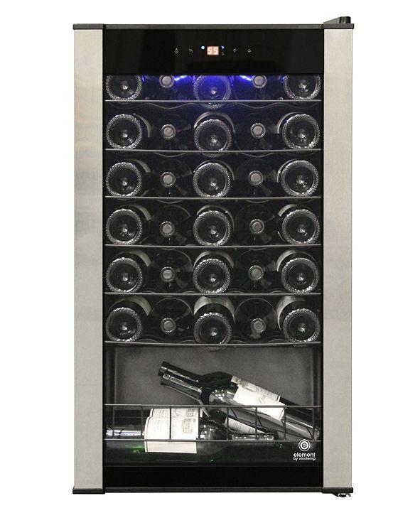 Vinotemp 34-Bottle Wine Cellar & Reviews - Small ...
