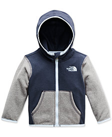 The North Face Baby Boys Glacier Zip-Up Hoodie
