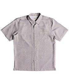 Quiksilver Men's Malama Bay Shirt