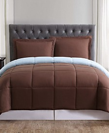 Truly Soft Everyday Reversible Twin XL 2-Pc. Comforter Set