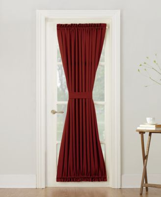 "Sun Zero Grant 54"" x 72"" Door Curtain Panel"