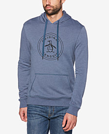Original Penguin Men's French Terry Logo Hoodie
