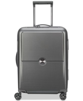 Turenne International Carry-On Hardside Spinner Suitcase
