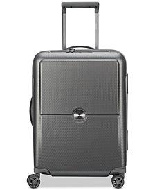 Delsey Turenne International Carry-On Hardside Spinner Suitcase