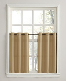 "CLOSEOUT! Montego 56"" x 24"" Window Tier Pair"