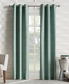 "Sun Zero Oscar 40"" x 84"" Thermal Lined Grommet Curtain Panel"