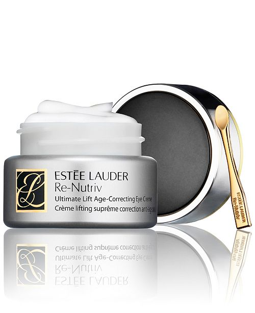 Estee Lauder Re-Nutriv Ultimate Lift Age Correcting Eye Creme, 0.5 oz.