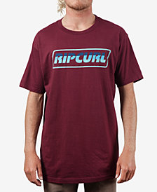 Rip Curl Men's Full Throttle Logo Graphic T-Shirt