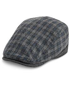 Levi's® Men's Plaid Flat Top Ivy Hat