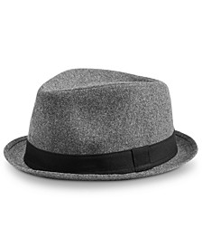 Men's Brushed Trilby Fedora