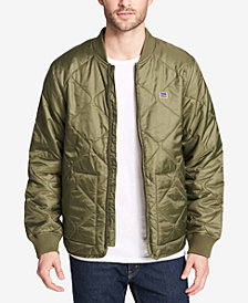 Levi's Men's Diamond Quilted Depot Jacket