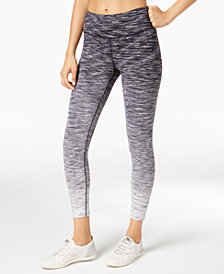 Calvin Klein Performance Ombré Space-Dyed High-Waist Leggings