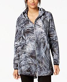 Calvin Klein Performance Mustique Printed Packable Jacket