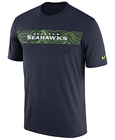 Nike Men's Seattle Seahawks Legend On-Field Seismic T-Shirt