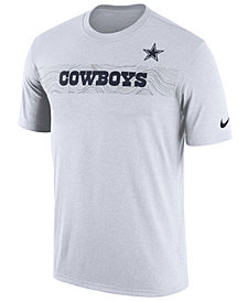 Nike Men's Dallas Cowboys Legend On-Field Seismic T-Shirt