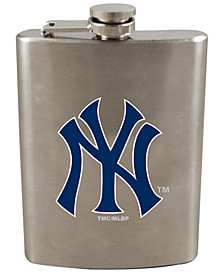 Memory Company New York Yankees 8oz Stainless Steel Flask