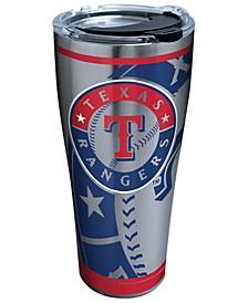 Texas Rangers 30oz. Genuine Stainless Steel