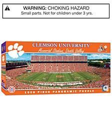 MasterPieces Clemson Tigers 1000 Piece Panoramic Puzzle