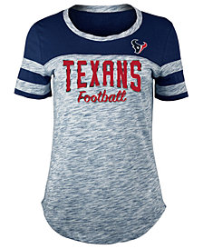 5th & Ocean Women's Houston Texans Space Dye T-Shirt
