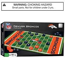 MasterPieces Denver Broncos Checkers
