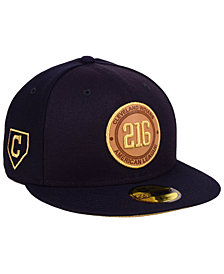 New Era Cleveland Indians Area Patch 59FIFTY FITTED Cap