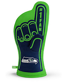 You The Fan Seattle Seahawks #1 Fan Oven Mitt