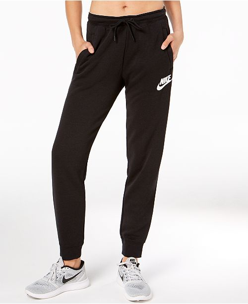 529a1b38c Nike Sportswear Rally Fleece Joggers   Reviews - Pants   Capris ...