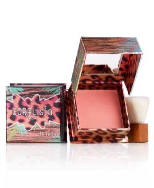 Benefit Cosmetics coralista box o' powder blush