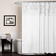"Lillian 72""x 72"" Shower Curtain"